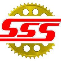 harga Rear Sprocket/gear Belakang Sss Yamaha Scorpio 428-41t/42t/43t/44t/45t Tokopedia.com