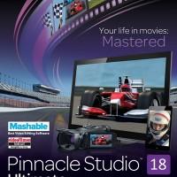 Pinnacle Studio 18.5 64bit (DVD) (2015)
