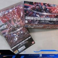 harga Hg 1/144 Gundam Astray Red Frame Flight Unit Tokopedia.com