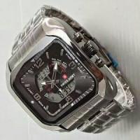 harga jam tangan SWISS ARMY DUAL TIME Tokopedia.com