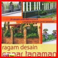 Ragam Desain Pagar Tanaman-Design Arsitektur