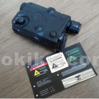 AN/PEQ - 15 Battery Case FMA - Blavk