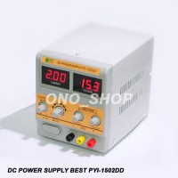Power Supply DC Best PS-1502DD 0-15V 0-2A