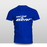 Kaos Baju Pakaian Otomotif Motor Honda Beat Slogan Murah