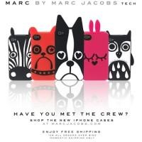 harga Casing / case MARC JACOB rubber (karet) for Iphone 4 / 5 / 6 /4S / 5S Tokopedia.com