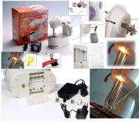 Jual Mesin Jahit Mini 4in1 (Lengkap Dengan Tambahan Lampu) Murah