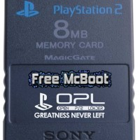 Memory Card Free McBoot / FMCB / Booting Memory Card PS2