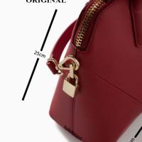 Tas Zara Red Mini City Bag