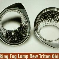 harga Ring Foglamp Triton Bulat Chrome Tokopedia.com