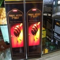 Jual Madu Hitam Pahit Ar-Rohmah Plus Propolis 460 ml Original 100% Murah
