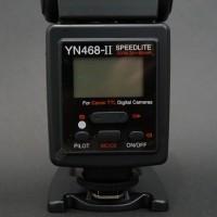 FLASH Yongnuo YN-468-II for canon