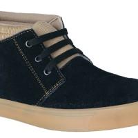 sepatu pria sepatu kulit casual RNDZ brand terbaru keren gaul dan gaya