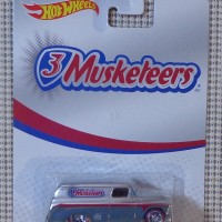 Chevy Panel ( Hot Wheels ) 3 Musketters