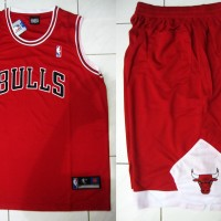 JERSEY BASKET CHICAGO BULLS 1 SET