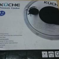 Kuche Pressure Cooker K-55 ( Panci Presto )