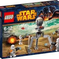 LEGO 75036 STAR WARS Utapau Troopers