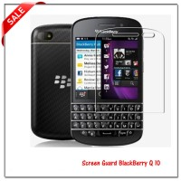 Screen Protector Tempered Glass For BlackBerry Q10