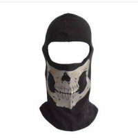 RajaMotor Balaclava / Masker Full 3 M dengan Masker- Hitam Tengkorak