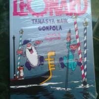 Komik Eropa Leonard Tamasya Naik Gondola