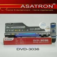 DVD Player Asatron 3036S