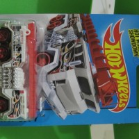 Hot Wheels - Hot Wheel - Hotwheel C38 5 Alarm Putih