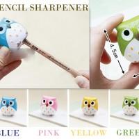 Owl Pencil Sharpener / Kerikan Pensil