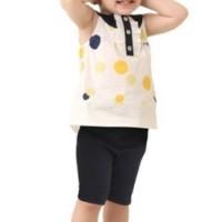 Baju Anak - Polka Set (GI-629)