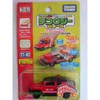 Tecology Tomica TT 02-02 Toyota FJ Cruiser