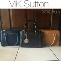 Tas MK Sutton 2zipper Michael Kors Bag