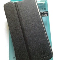 Leather  case nillkin untuk Lenovo S920