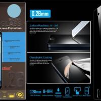 iStomp Tempered Glass LG G4 0.26mm Slim Screen Guard Kaca
