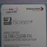 Acer Liquid Z520 Anti Gores Iscreen Clear , Screen Guard Protector