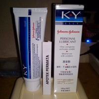 KY JELLY PERSONAL LUBRICANT 100 gr