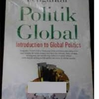 Pengantar Politik Global oleh Richard W.Mansbach & Kirsten L.Rafferty