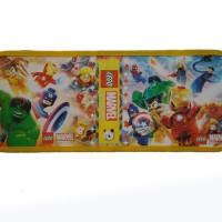 harga Tempat Cd / Box Cd Marvel - Isi 40 Tokopedia.com