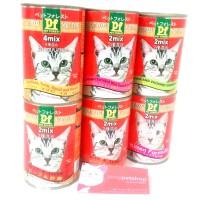 harga Pet Forest 2 Mix & 4 Mix 400 Gr - Wet Food Makanan Basah Kucing Tokopedia.com