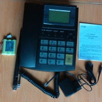 Telepon Rumah CDMA FWP (Fixed Wireless Phone) ZTE 826A Smartfren Esia