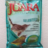 harga Makanan /pakan Burung Juara Bird Food Super Mini Pellet 250 Gr Tokopedia.com