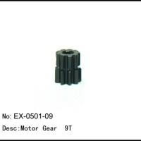 RC Pinion Gear 9T mod1 Shaft 5mm Baja (Caster / Nanda / Hobao / Kyosho
