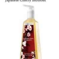 Bath and Body Work Hand Soap Japanese Cherry Blossom Original USA