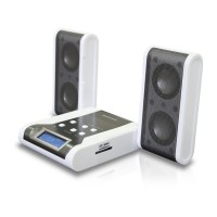 Simbadda Portable Speaker PMC 280 - Putih