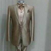jas wedding gold