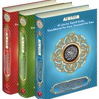 Al Quran Terjemah per Kata dan Kode Tajwid