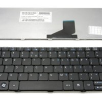 Keyboard Laptop Acer Aspire One 532h, D255, D257, D260, D270, 522