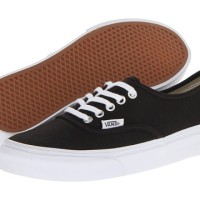 Vans Authentic (Hemp) Black/Turtledove