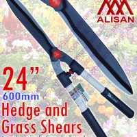 harga Gunting Rumput 600mm / Hedge And Grass Shears Alisan Tokopedia.com