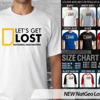 Ocean Seven Shirt - NEW Nat Geo Lost 1 CR