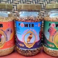 harga Makanan / Pakan Burung Love Bird Dan Kenari Power-r 300gr (bird Food) Tokopedia.com
