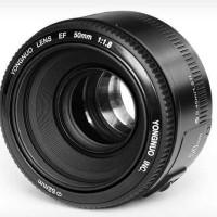 Lensa YONGNUO canon 50mm f/1.8