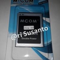 Baterai M-COM for Mito A180 Double Power 5000mAh